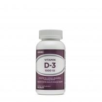 GNC Vitamina D-3 1000 IU, 180 Tablete