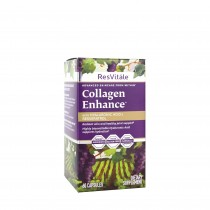 ResVitale™ Collagen Enhance™, Colagen, 60 cps