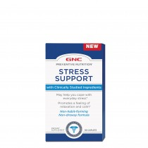 GNC Preventitve Nutrition® Stress Support, 90 tb