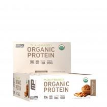 MusclePharm® Organic Protein, Baton Proteic Organic, cu Aroma de Unt de Arahide, 50g