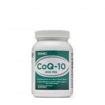 GNC CoQ-10 400 mg, Coenzima Q-10, 60 cps