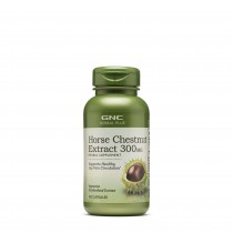 GNC Herbal Plus® Horse Chestnut 300 mg, Extract Standardizat de Castan Salbatic, 100 cps