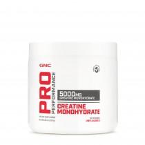 GNC Pro Performance® Creatine Monohydrate, Creatina Monohidrata, Fara Aroma, 250 g