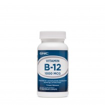 GNC Vitamina B-12 1000 mcg, 90 Tablete