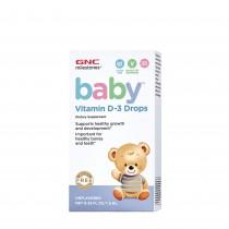 GNC Milestones® Baby™ Vitamina D-3 Picaturi, 7.5 mililitri