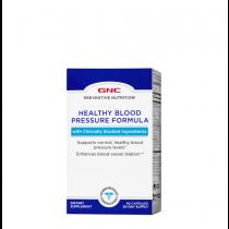 GNC Preventive Nutrition® Healthy Blood Pressure Formula, Formula pentru Reglarea Tensiunii Arteriale, 90 cps