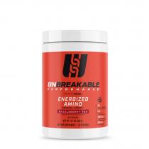 GNC Unbreakable Performance™ Energized Amino cu Aroma de Ceai de Fructe de Padure, 360 g