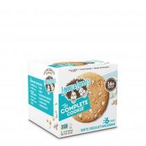 Lenny & Larry's® The Complete Cookie®, Biscuit Proteic Vegan,cu Aroma de  Ciocolata alba si Nuci de Macadamia, 113g