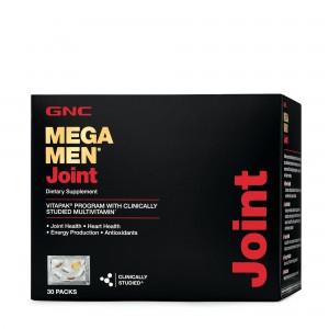 GNC Mega Men® Joint Vitapak®, Program pentru Sanatatea Articulatiilor, 30 Pachetele