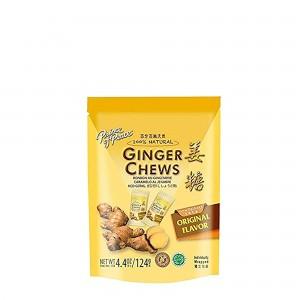 Prince of Peace® Ginger Chews, Caramele cu Ghimbir