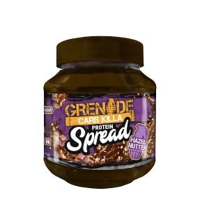 Carb Killa® Protein Spread, Crema Proteica Tartinabila, cu Aroma de Ciocolata cu Bucati de Alune, 360 g