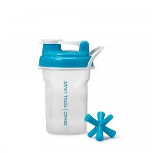 GNC Total Lean® Shaker Cup - Blue, Shaker Albastru, 500 ml