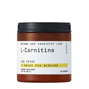 Beyond Raw® Chemistry Labs™ L-Carnitine, L-Carnitina, 90 g