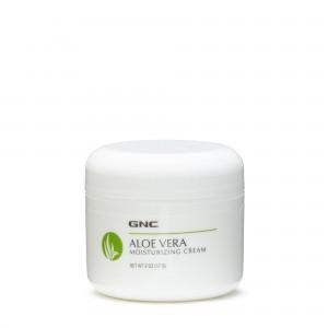 GNC Aloe Vera Moisturizing Cream, Crema Hidratanta cu Aloe Vera , 57 g