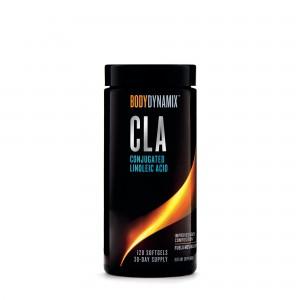 BodyDynamix™ CLA Conjugated Linoleic Acid, CLA-Acid Linoleic Conjugat, 120 cps