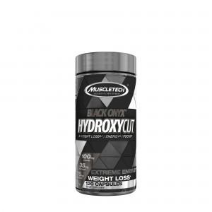 MuscleTech® Hydroxycut® Black Onyx®, 120 cps