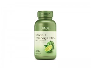 GNC Herbal Plus® Garcinia Cambogia 500 mg, 90 cps