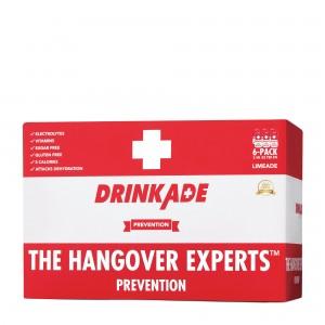 Never Too Hungover® DRINKADE - Limeade, cu Aroma de Limonada, 100 ml
