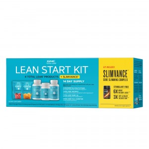 GNC Total Lean® Lean Start Kit, Program de Slabit pentru 14 Zile