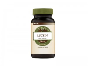 GNC Natural Brand™ Luteina 20 mg, 60 cps