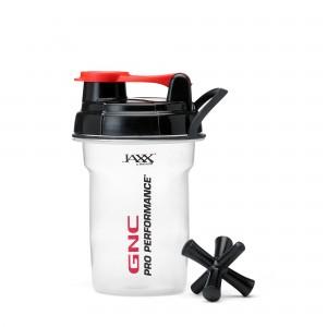 GNC Pro Performance® 20oz JAXX™ Shaker Cup, Mini Shaker, 591 ml