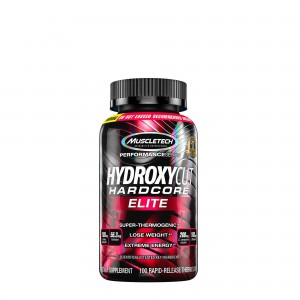 MuscleTech® Hydroxycut Hardcore® Elite, 100 cps