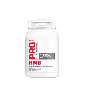 GNC Pro Performance HMB 1000 mg, 240 tb