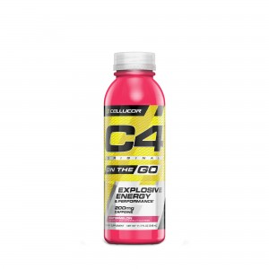 Cellucor® C4® Original On The Go, Formula Pre-Workout, cu Aroma de Pepene, 346 ml