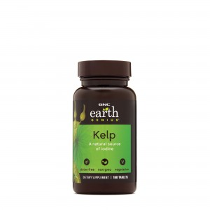 GNC Earth Genius™ Kelp, 180 tb