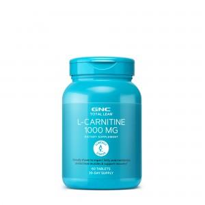 GNC Total Lean® L-Carnitina 1000 mg, 60 tb