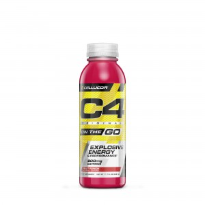 Cellucor® C4® Original On The Go, Formula Pre-Workout, cu Aroma de Fructe, 346 ml