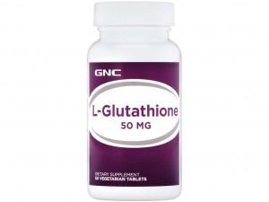 GNC L-Glutathione 50 mg, L-Glutation, 50 tb