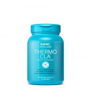 GNC Total Lean® Thermo CLA™, Acid Linoleic Conjugat, Formula Energizanta , 90 cps