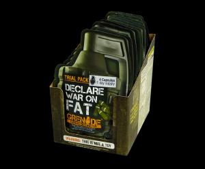 Grenade® Thermo Detonator®, 4 cps